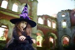 Хмурая ведьма Стоковое фото RF