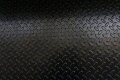 Хмурая предпосылка, черная кирпичная стена темной каменной текстуры Стоковая Фотография RF
