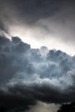 хмурые небеса Стоковая Фотография