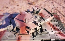 Хобби - собрание уменьшенных экземпляров реальных боевых танков Такие модели очень популярны и много вентиляторов собирают множес стоковые изображения rf