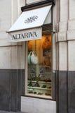 Ходить по магазинам в Рим Стоковое Изображение RF