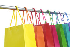 ходить по магазинам мешков Стоковое Фото