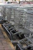 ходить по магазинам тележек Стоковое Фото