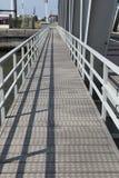 ходок стали моста Стоковые Изображения