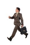 ход бизнесмена Стоковые Изображения RF