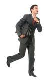 ход бизнесмена Стоковое Изображение RF