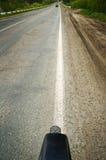 ход велосипеда Стоковые Фотографии RF