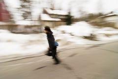 ход движения нерезкости стоковые фотографии rf
