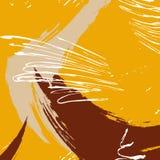 Ход кисти вектора контраста Текстура рогульки с выразительными линиями обоями хода щетки акварели Поверхностная краска Стоковая Фотография RF