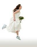 ход невесты Стоковые Фотографии RF