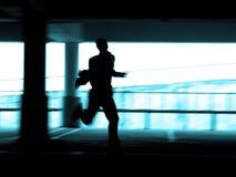 ход человека Стоковое фото RF