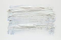 ход щетки акварели над белой предпосылкой стоковые фотографии rf