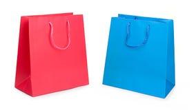 Хозяйственные сумки Стоковое Изображение