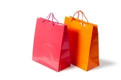 Хозяйственные сумки Стоковые Изображения