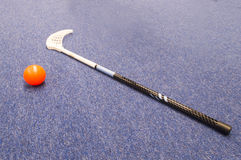 Хоккейная клюшка Стоковое Изображение RF