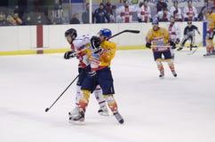 Хоккей на льду Стоковое Изображение