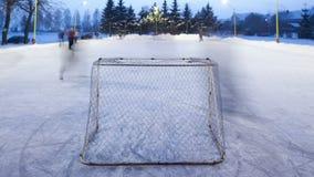 Хоккей на льде сток-видео