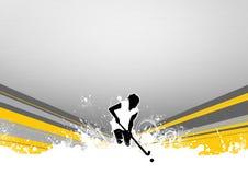 хоккей поля Стоковая Фотография