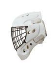 хоккей шлема вратаря Стоковое фото RF