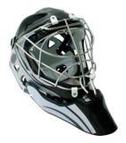 хоккей шлема голкипера Стоковые Фото