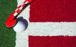 хоккей Стоковая Фотография
