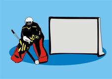 хоккей Стоковое Фото