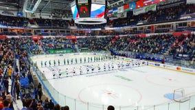 хоккей стоковые изображения rf