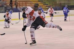 хоккей milano клуба стоковые изображения rf