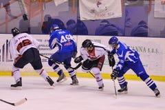 хоккей milano клуба стоковое фото rf
