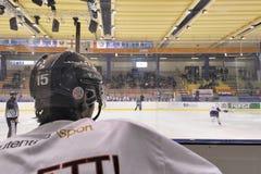 хоккей milano клуба стоковое фото