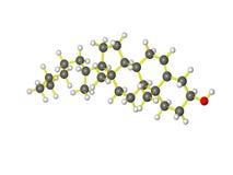 холестерол Стоковое Изображение RF
