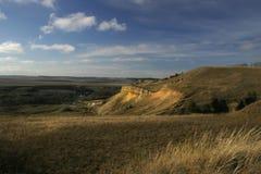 холмы все еще Стоковое фото RF