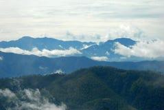 холмы Гватемалы Стоковые Изображения RF