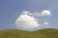 холмы Корея южная Стоковая Фотография