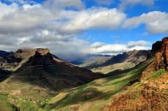 Холмы стоковое изображение rf