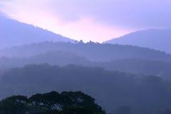 холмы стоковая фотография