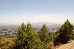 Холмы Entoto Стоковые Фото
