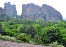 Холмы Guifeng Стоковые Изображения