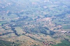 Холмы Horsley, Андхра-Прадеш, Индия стоковые изображения rf