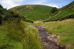 холмы shropshire Стоковая Фотография RF