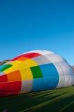 холм воздушного шара Стоковые Фотографии RF