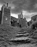 холм замока Стоковое фото RF