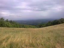 Холм ландшафта Стоковые Фотографии RF