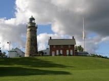 холм маяка Стоковые Фотографии RF