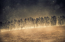 холм мистический Стоковые Изображения RF