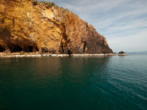 Холм моря Стоковое Фото