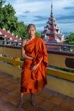 Холм Мьянма Мандалая Стоковая Фотография RF