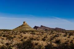 холм открытый texas страны широко Стоковое фото RF