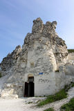 холм церков мелка Стоковое Фото