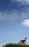 холм церков Стоковая Фотография RF
